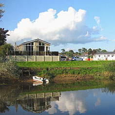 lodges for sale UK south coast